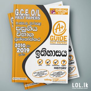 OL History Past Paper Book - Buy Now copy